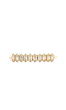 Elizabeth Cole Adelia Bracelet in Crystal
