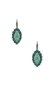 Elizabeth Cole Nedda Earring in Light Blue
