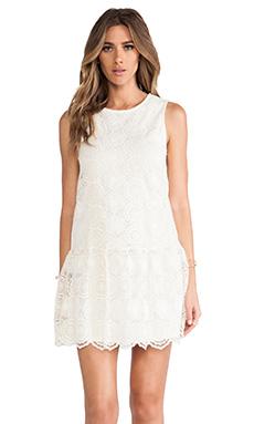 Ella Moss Hanalei Crochet Dress in Natural