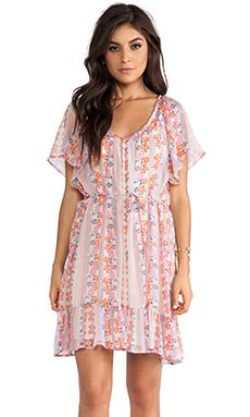 Ella Moss Meadow Dress in Persimmon