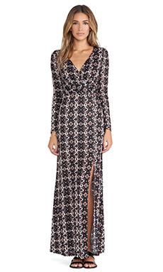 Ella Moss Joella Maxi Dress in Black
