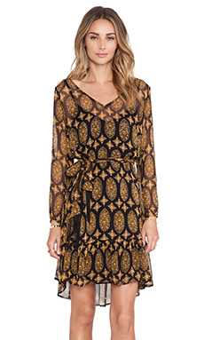 Ella Moss Marigold Dress in Black