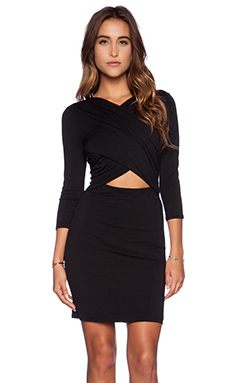 Ella Moss Bella Dress in Black