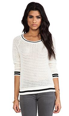 Ella Moss Millie Sweater in Natural