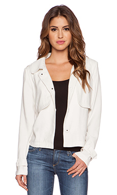 Ella Moss Candice Jacket in Natural