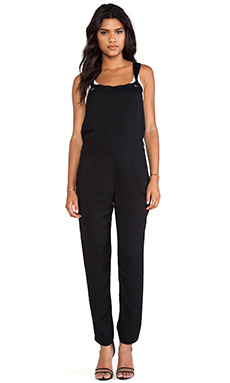 Ella Moss Stella Jumpsuit in Black