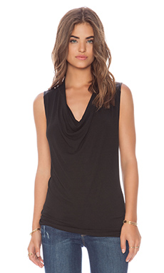 Ella Moss Icon Tank in Black
