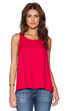 Ella Moss Stella Tank in Rose
