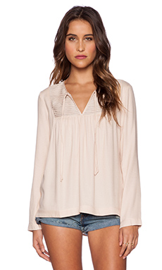 Ella Moss Stella Top in Nude