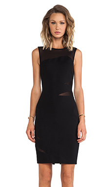 ELLIATT Secrets Dress in Black