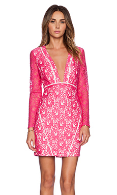 ELLIATT Idyllic Dress in Pink