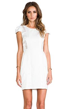 ELLIATT The Tower Dress in White