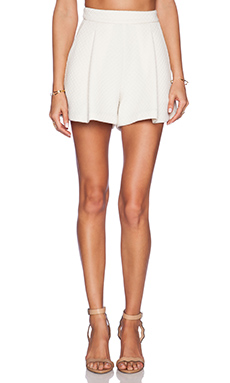 ELLIATT Bliss Wideleg Short in Ivory