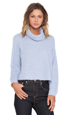 ELLIATT Sky High Sweater in Sky Blue
