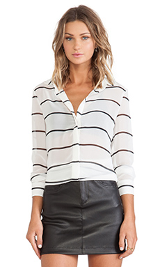ELLIATT Tuscon Blouse in Stripe