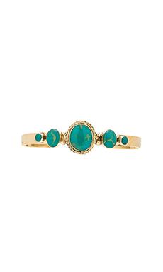 Emerald Duv Victoria Bracelet in Gold