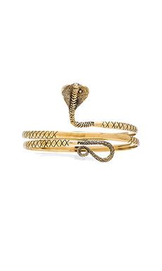 Emerald Duv Sssamazing Bracelet in Gold