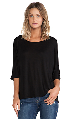 Enza Costa Dolman in Black