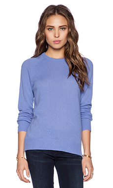 Equipment Sloane Cashmere Crew Neck Sweater in Jewel
