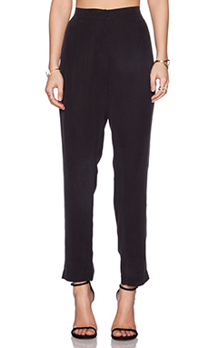 Equipment Soren Pant in True Black
