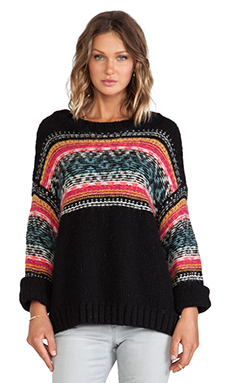 Essentiel Hypsetter Sweater in Black