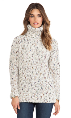 Essentiel Hopper Sweater in Cream