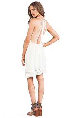 Eternal Sunshine Creations Sofia Mini Dress in Ivory