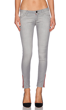 Etienne Marcel Skinny Denim in Light Grey