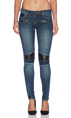JEAN SKINNY TAILLE MOYENNE