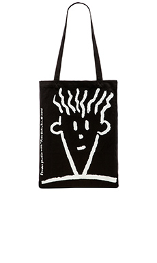 Etudes Studio October Fido Dido Tote in Black