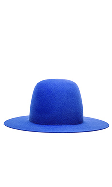 Etudes Studio Sesam Hat in Blue