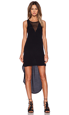 Evil Twin Tipping Point Dress in Black