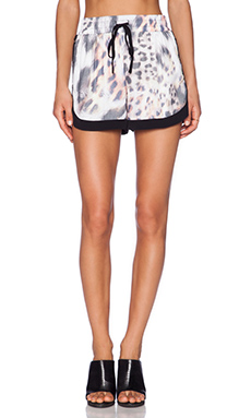 Evil Twin Untamed Running Shorts in Multi