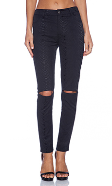 Evil Twin Walk It Off Pant in Black