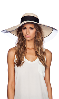 Eugenia Kim Sunny Hat in Natural