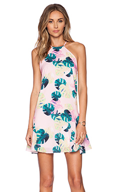 Whitney Eve Crab Claw Dress in Bungalow