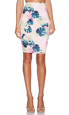 Whitney Eve Manfern Skirt in Bungalow