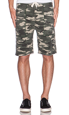 EVER Sunday Short in Camo