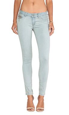 EVER Sydney Skinny Jean in Worn Silver