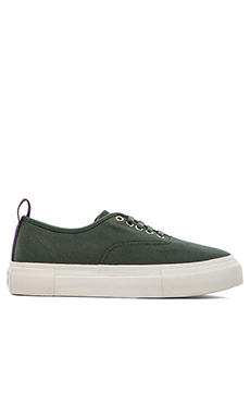 Eytys Mother Canvas in Dark Green