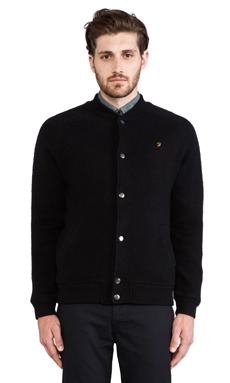 FARAH VINTAGE The Macauley Jacket in Black