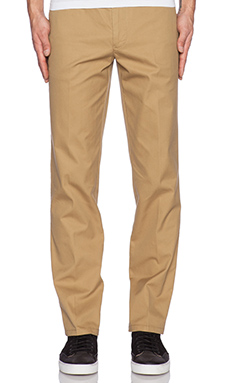 FARAH VINTAGE The Berkley Twill Pant in Antique Bronze