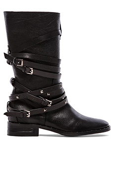 Freda Salvador Ride Boot in Black