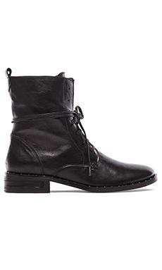 Freda Salvador Roam Boot in Black Calf
