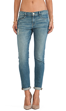 FRAME Denim Le Garcon in Stone Canyon