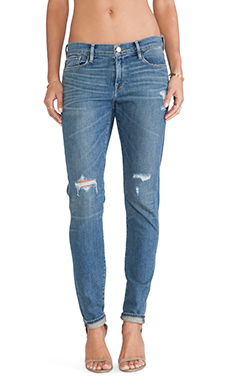 FRAME Denim Le Garcon in Brooks