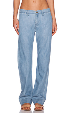 FRAME Denim Le Straight Trouser in Reese