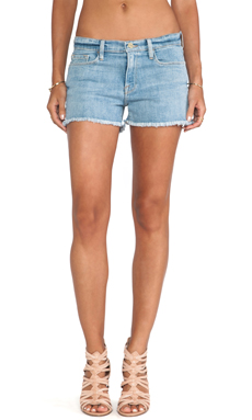 FRAME Denim Le Cutoff Short in Outrigger