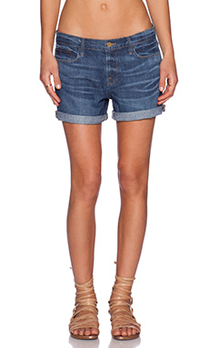 FRAME Denim Le Cut Off Cuff in Rosemont