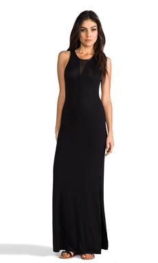 Feel the Piece Eternity Dress in Black & Black